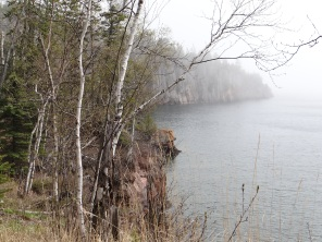 Shovel Point in Tettegouche State Park